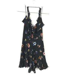 Kimchi Blue Urban Outfitters Floral Romper #99
